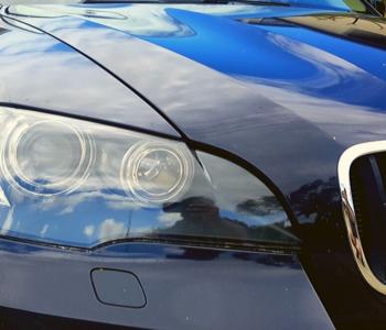 Headlight Restoration - Bumpa Man