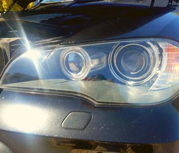 bumpa.man headlight-restoration BMW-X5 left after