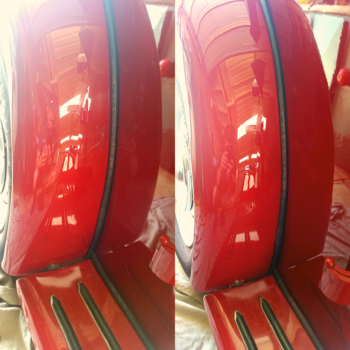 Classic Rear Wheel Bumpaman