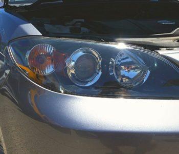 Mazda Headlight Restoration Bumpaman